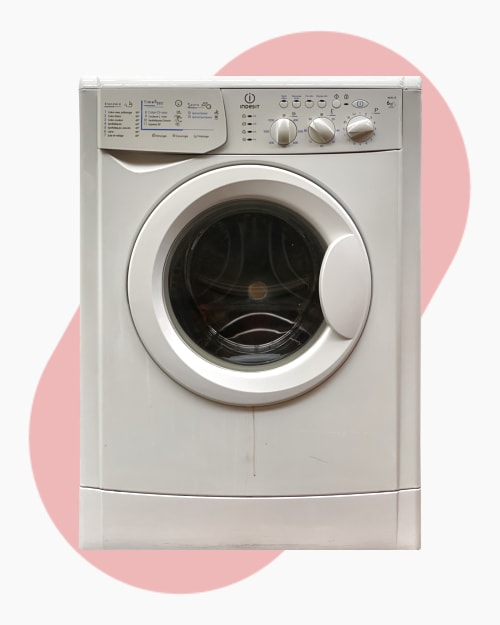 Lave-linge Ouverture frontale indesit WIXL12 1
