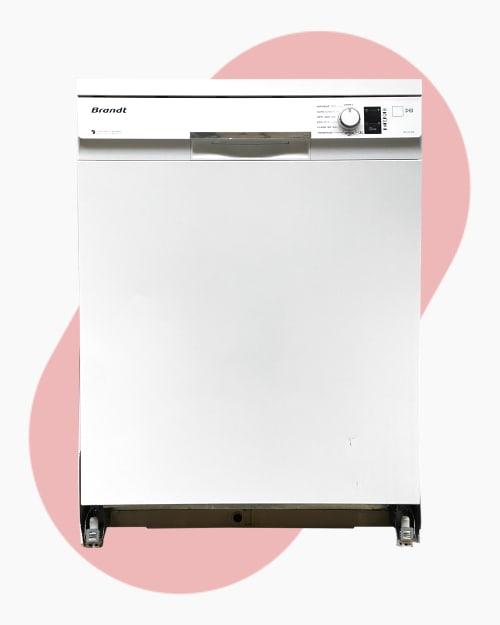 Lave-vaisselle Pose libre Brandt DWH321E121121000 1