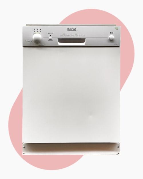 Lave-vaisselle Pose libre Laden C1008 1