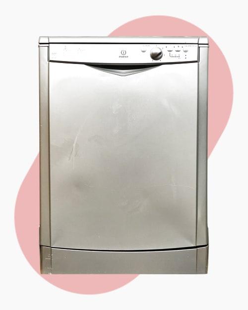 Lave-vaisselle Pose libre indesit DFG254SFR 1