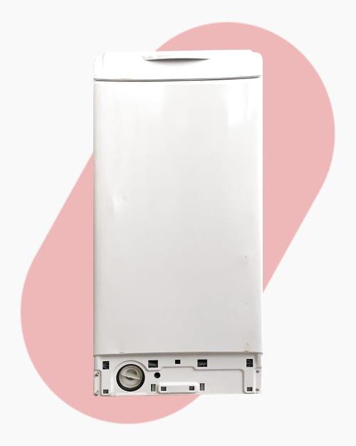 Lave-linge Ouverture par le haut indesit WITL 1001 1