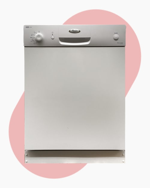 Lave-vaisselle Pose libre Whirlpool ADP BABY 1