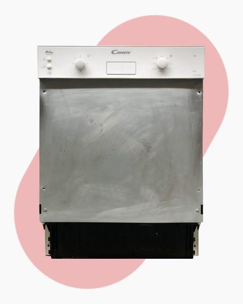 Lave-vaisselle Encastrable simple Candy CDS2112W 1