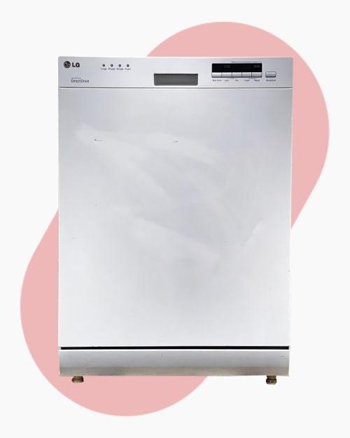 Lave-vaisselle Pose libre Lg D14028WH 1