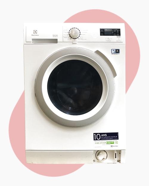 Lave-linge Lavante-séchante Electrolux EWW1688SWG 1