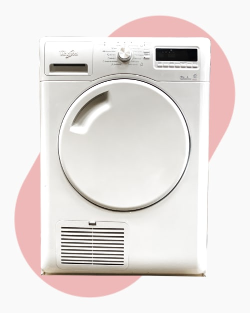 Sèche-linge Ouverture frontale Whirlpool AZA9600 1