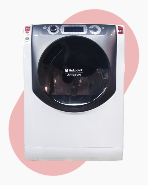 Lave-linge Lavante-séchante Hotpoint Ariston AQD1070D 69 FR 1