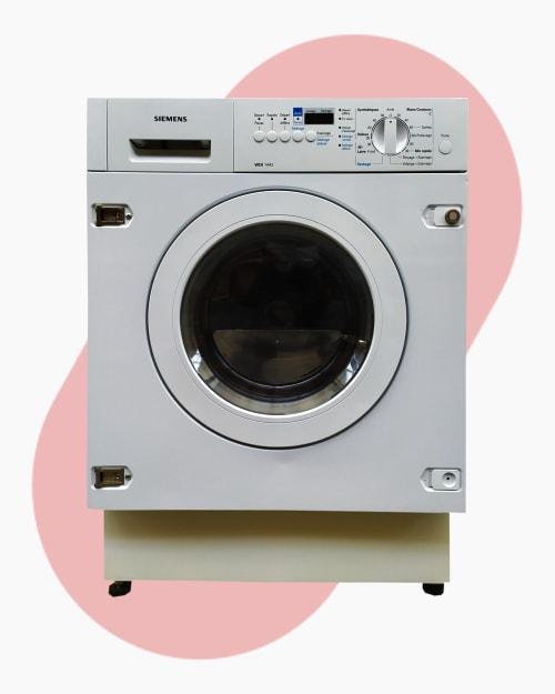 Lave-linge Lavante-séchante Siemens WDI 1442 1