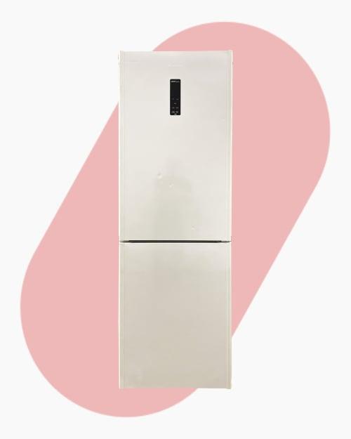 Réfrigérateur Réfrigérateur combiné Candy Ckcn61821w1 1
