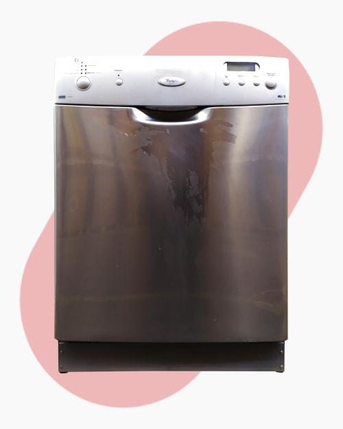 Lave-vaisselle Pose libre Whirlpool ADP 6947 IX PC 1