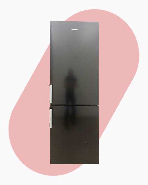 Réfrigérateur Réfrigérateur combiné Hisense Rb372n4bb2 1