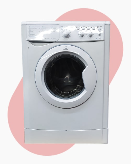 Lave-linge Ouverture frontale Indesit Iwc5125 1