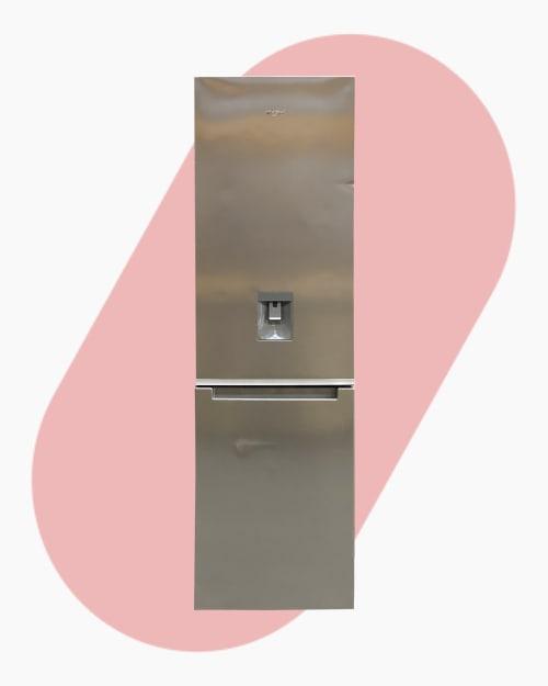 Réfrigérateur Réfrigérateur combiné Whirlpool W7921IOX AQUA 1