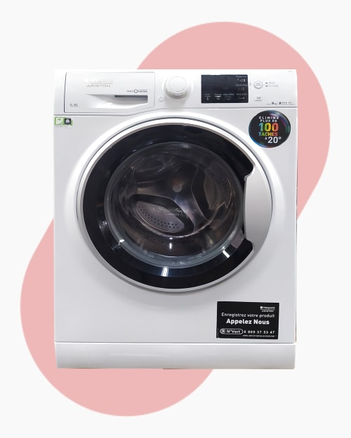 Lave-linge Ouverture frontale Hotpoint Ariston RPG925J 1