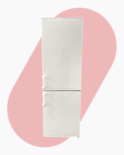 Réfrigérateur Réfrigérateur combiné Brandt BFC3852BW 1