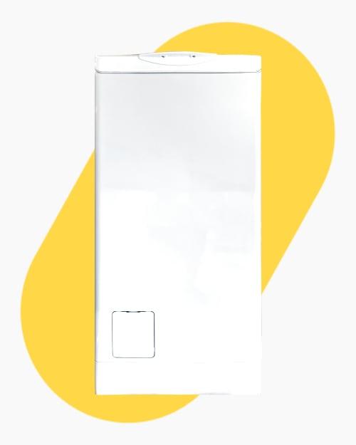 Lave-linge Ouverture par le haut Electrolux EWB125110W 1
