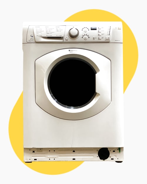 Lave-linge Ouverture frontale Hotpoint Ariston ARMXXF145FR 1
