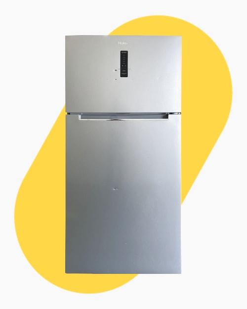 Réfrigérateur Réfrigérateur combiné Haier Htm-776snf 1