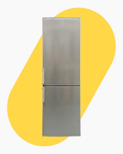 Réfrigérateur Réfrigérateur combiné Whirlpool WBE3415TS 1