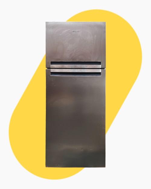 Réfrigérateur Réfrigérateur combiné Whirlpool TTNF8111OX 1