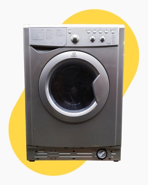 Lave-linge Lavante-séchante Indesit IWDC71455 1