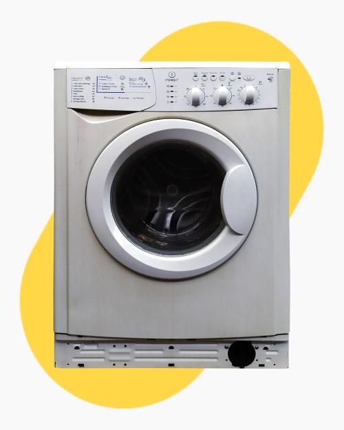 Lave-linge Lavante-séchante Indesit WIDL146 1