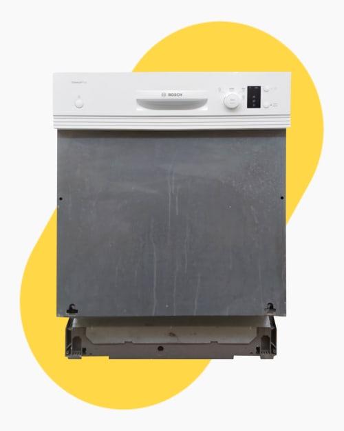 Lave-vaisselle Encastrable simple Bosch SI6P1B 1