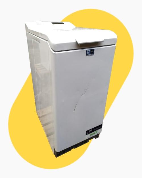 Lave-linge Ouverture par le haut Electrolux EWT1262BB2 1