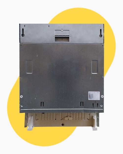 Lave-vaisselle Encastrable intégral Whirlpool DWL-DEA701-B 1
