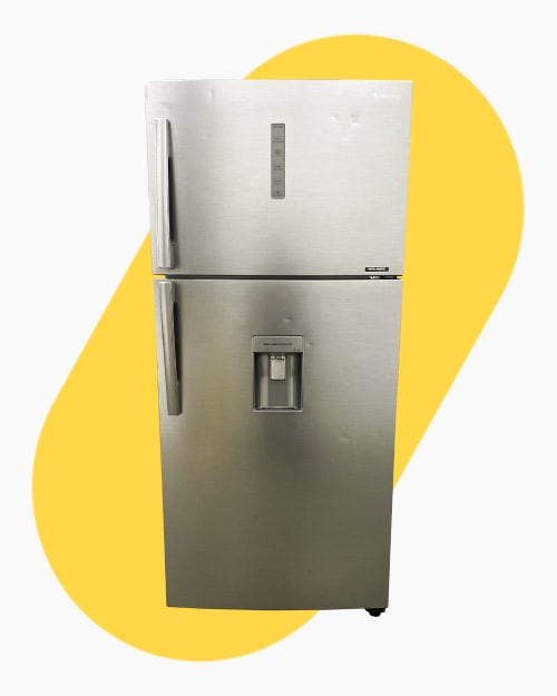 Réfrigérateur Réfrigérateur combiné Samsung Rt62k7110s9 1