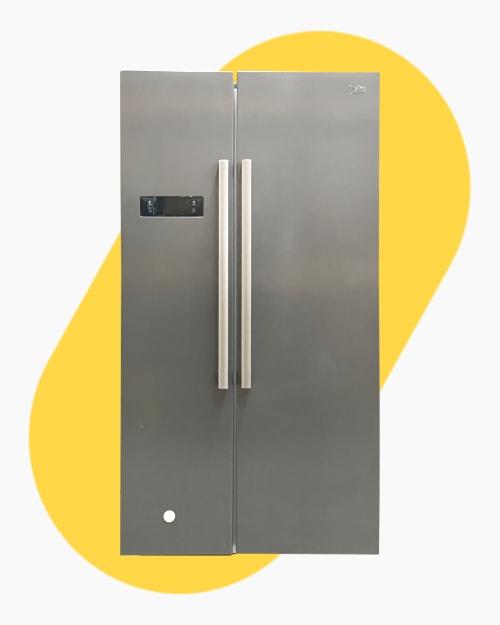 Réfrigérateur Réfrigérateur américain Beko GNO4321XP 1