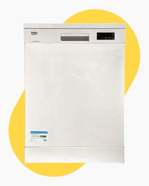 Lave-vaisselle Pose libre Beko DF16DN46W 1