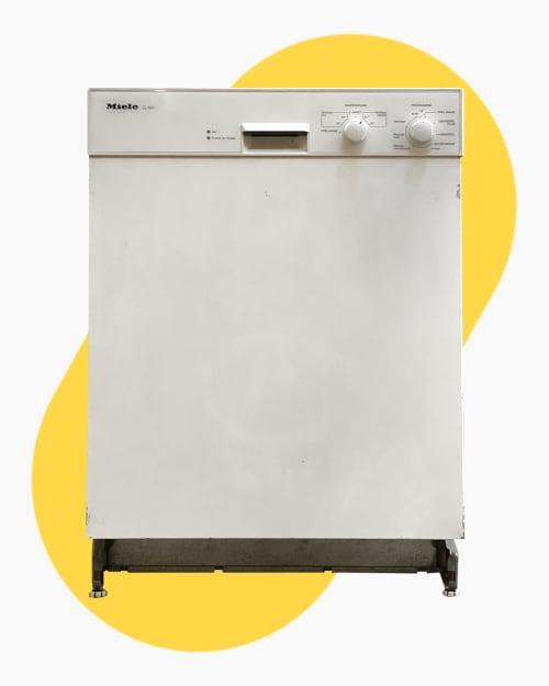 Lave-vaisselle Pose libre Miele G661_2 1