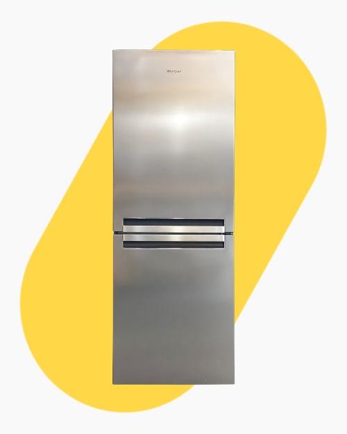 Réfrigérateur Réfrigérateur combiné Whirlpool BTNF5012OX2 1