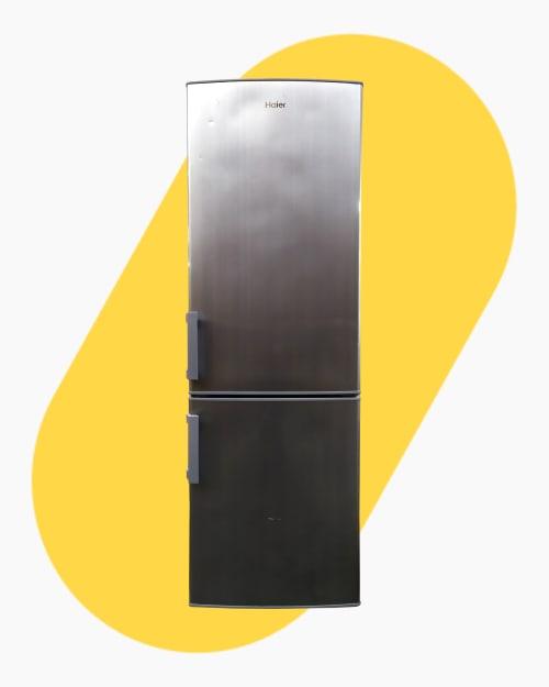Réfrigérateur Réfrigérateur combiné Haier Hbm-566s 1
