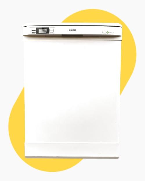 Lave-vaisselle Pose libre Beko DSNF 5840 1
