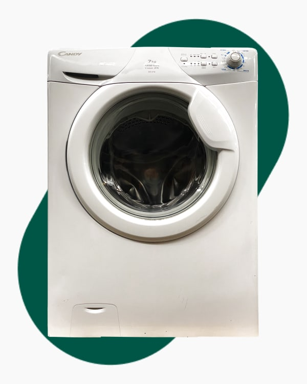 Lave-linge Ouverture frontale Candy CO372 1