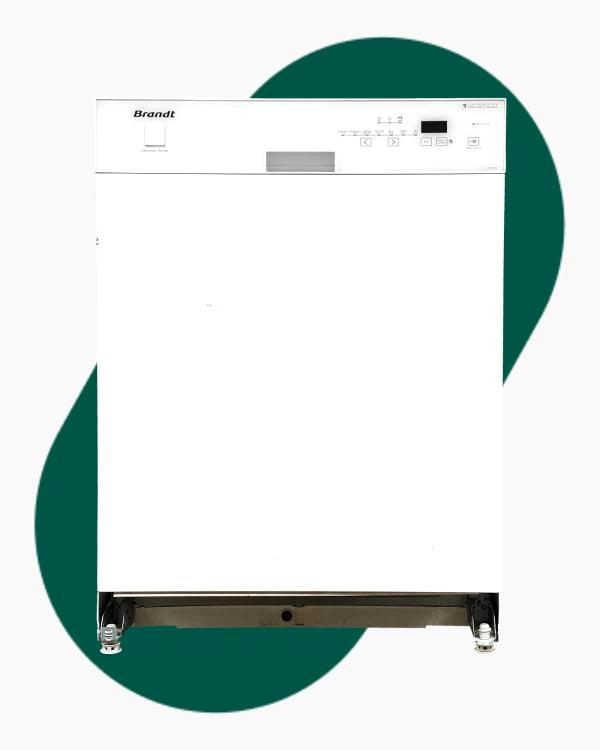 Lave-vaisselle Pose libre Brandt DKH810 1