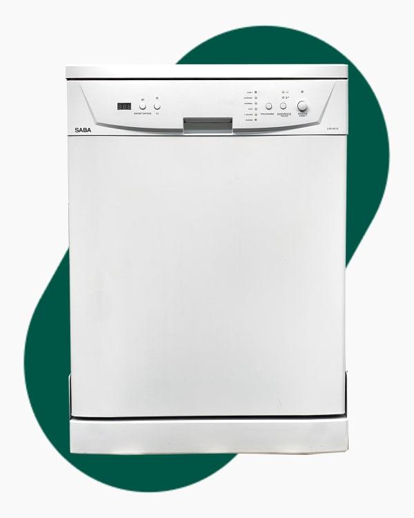 Lave-vaisselle Pose libre saba LVS 4513 1