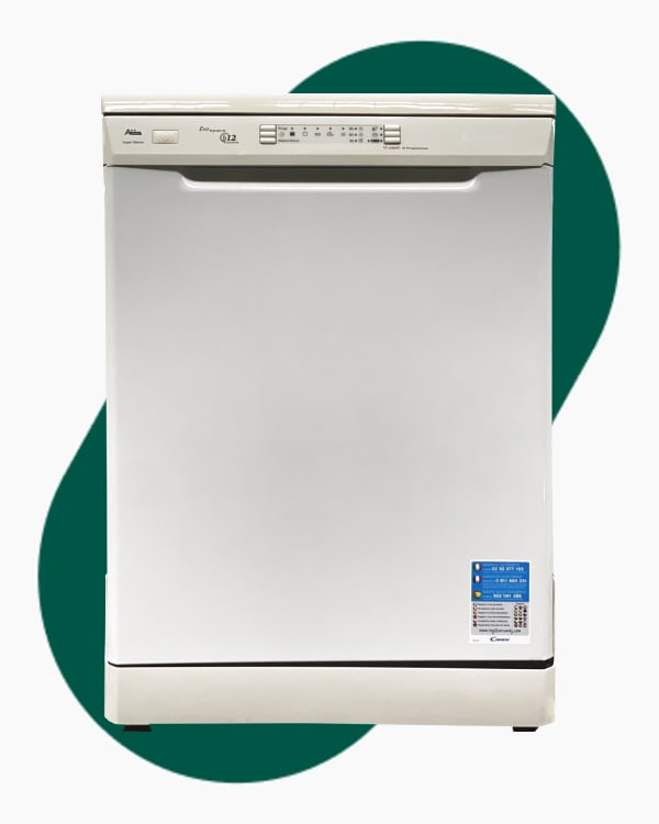 Lave-vaisselle Pose libre Candy Cdp7270-47 1