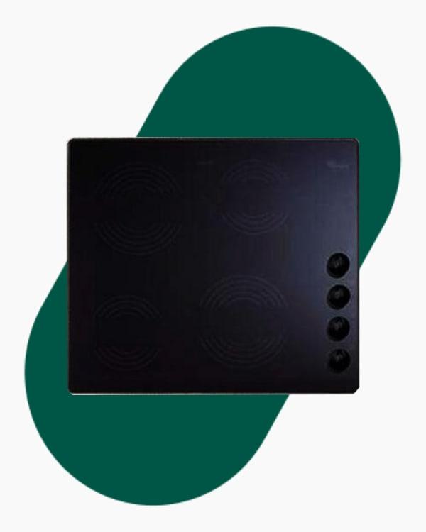 Table de cuisson Plaque vitro-céramique Whirlpool AKM613/IX/01 1