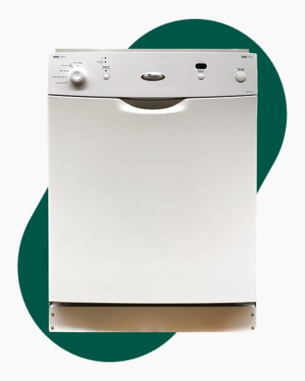 Lave-vaisselle Pose libre Whirlpool Adp 5777 1
