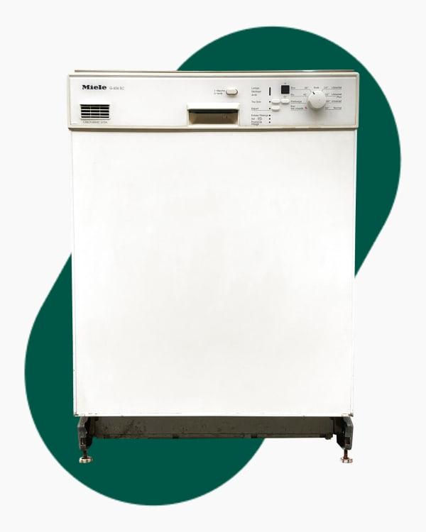 Lave-vaisselle Pose libre Miele G656SC 1