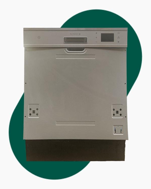 Lave-vaisselle Encastrable simple De Dietrich DVH1538X 1