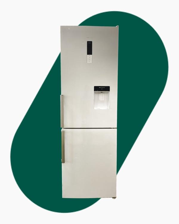 Réfrigérateur Réfrigérateur combiné Essentiel B ERCVW185-60b1 1