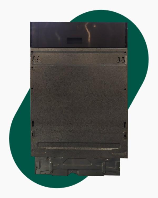 Lave-vaisselle Encastrable intégral Ikea HJALPDAM 1