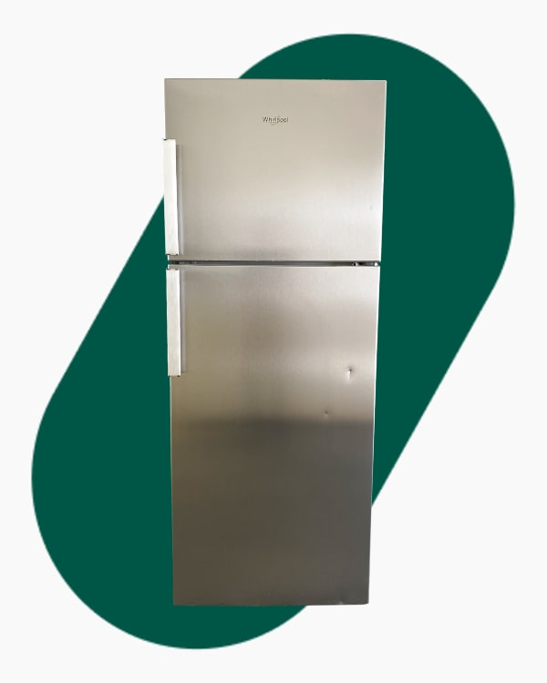 Réfrigérateur Réfrigérateur combiné Whirlpool Df01ff 1