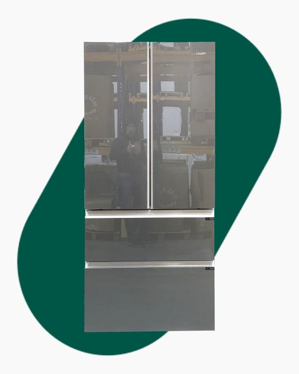 Réfrigérateur Réfrigérateur multi-portes Haier HB18FGSAAA 1