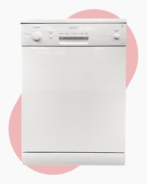 Lave-vaisselle Pose libre Laden C849 BL 1