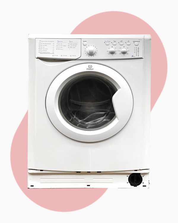Lave-linge Ouverture frontale indesit IWCS5125 1